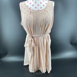 Small Forever 21 Cream Dress